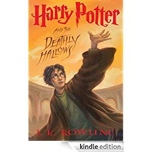 amazon harry potter books harry potter and the deathly hallows harry potter book 7