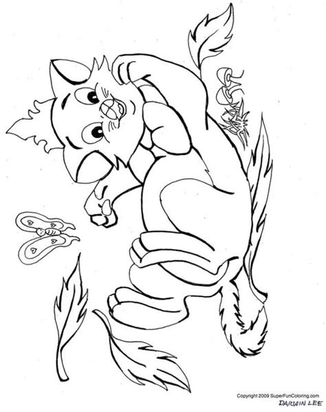 simple kitten coloring page simple kitten coloring pages kitten with crown full