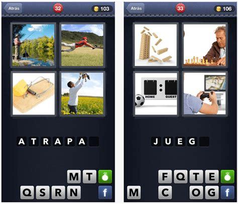 imagenes y palabras juego descargar el juego 4 fotos 1 palabra