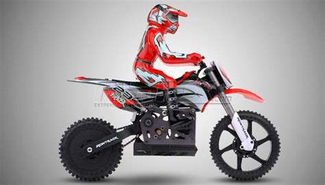 remote motocross bike 1 4 scale mx400 remote 2 4ghz electric rtr