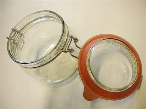 vasi ermetici vetro guarnizioni chiusure metalliche per vasi ermetici