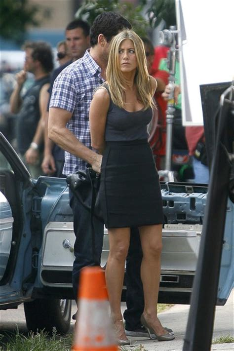 8 Aniston The Bounty Promo Looks by Gerard Butler In Aniston And Gerard Butler On The