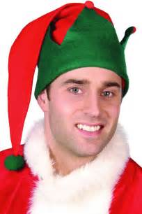 christmas elf hat for adults hats and fancy dress