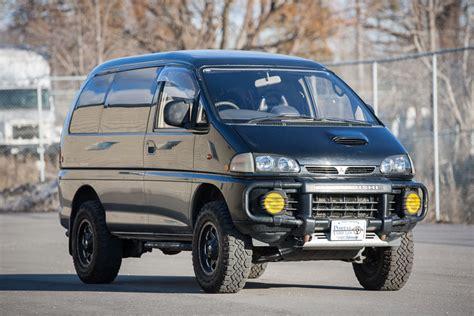 mitsubishi delica 1995 mitsubishi delica right drive