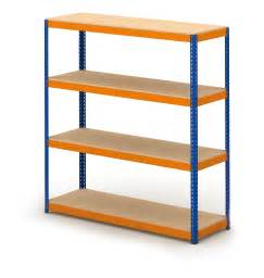 boltless shelving rivet shelving interlake mecalux
