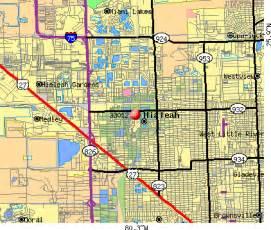 map of hialeah florida 33012 zip code hialeah florida profile homes