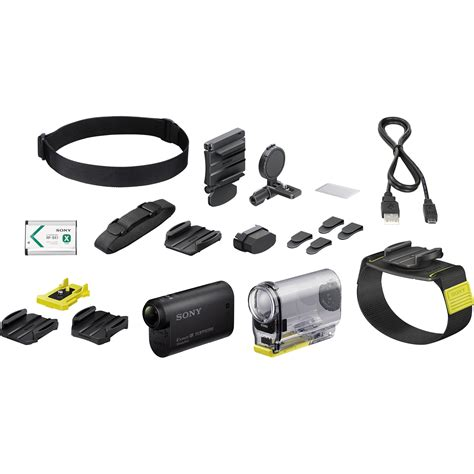 Sony As30v sony hdr as30v with wearable kit hdras30vw b h