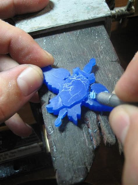 tutorial wax carving wax carving tutorial 3 by flintlockprivateer on deviantart