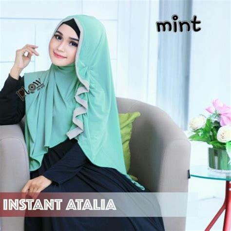 Jilbab Langsung Terbaru jilbab langsung gamis model arab jual jilbab model langsung tangan manset murah dilla