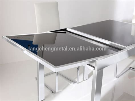 dining table extension slides stacked dining table extension type slide table