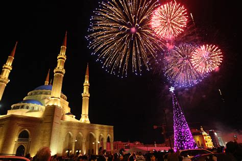 new year celebration pictures where to spend new year s in beirut baladi