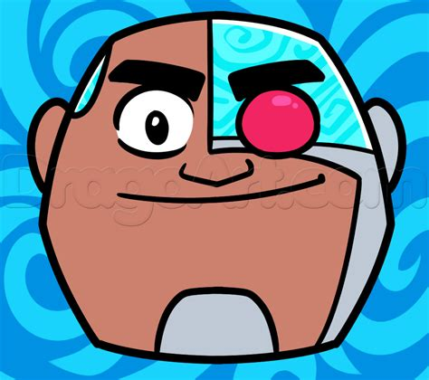 how to draw a easy how to draw cyborg easy step by step network characters draw