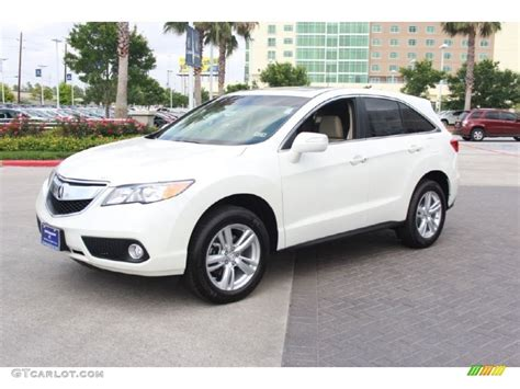 2015 white pearl acura rdx technology 100260409 photo 3 gtcarlot car color