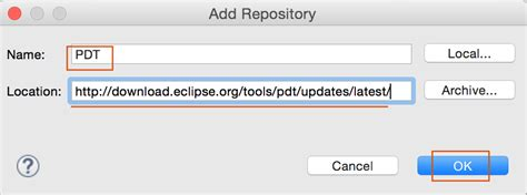 configure xp with eclipse pdt how to setup php development tools pdt in eclipse for