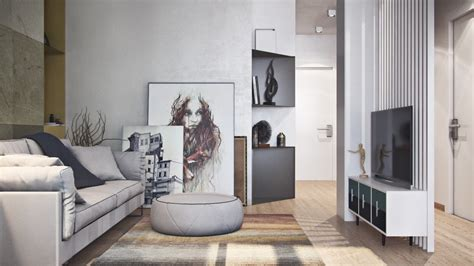 simple and stylish minimalist apartment simple apartment design using soft color decor will bring