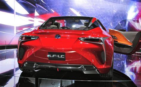 lexus lf lc engine 2012 detroit lexus lf lc concept egmcartech
