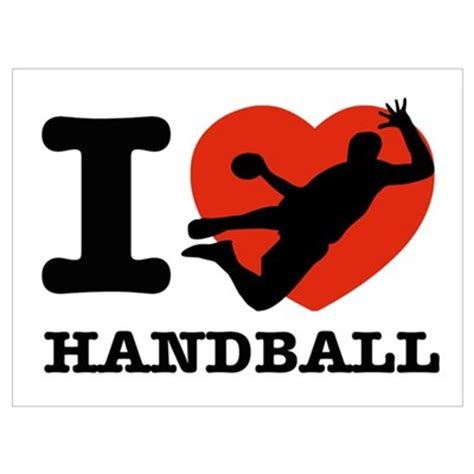 Gifts For Housewarming by I Love Handball Poster