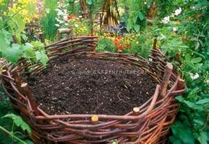 Porch Container Garden - a pretty compost quot bin quot in the garden composting pinterest