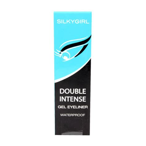 silkygirl gel eyeliner waterproof 01
