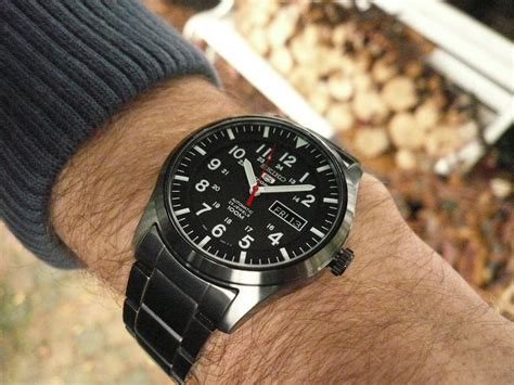 Jam Tangan Cowok Pria Seiko 5 Sports Original Snzf83 jual seiko 5 sports snzg17k1 jam tangan cowok original