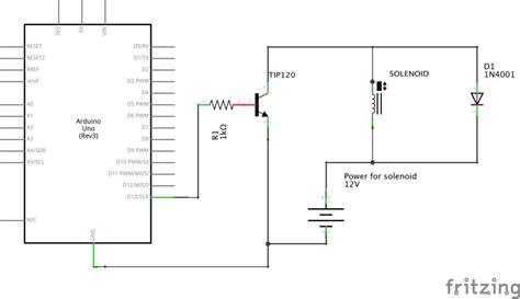 transistor solenoid driver solenoids transistors and mosfets