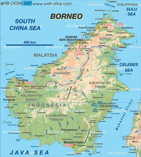 samarinda map