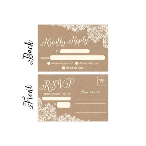 rsvp cards free envelopes colour diamante or pearl a7 size