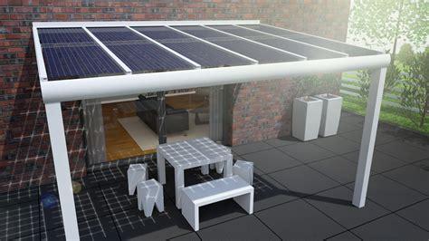 Terrassenüberdachung Holz Alu by Einzigartig Alu Terrassen 252 Berdachung Selber Bauen Design