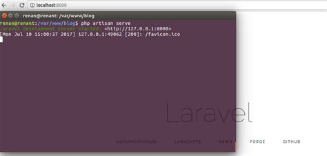 tutorial install laravel ubuntu how to install laravel 5 4 on ubuntu 16 04 from scratch