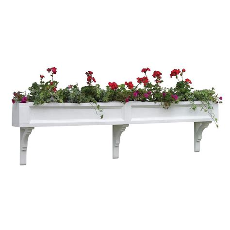 greenes fence 24 in l cedar planter box rcpb1224 the