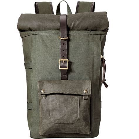 filson roll top backpack backcountry