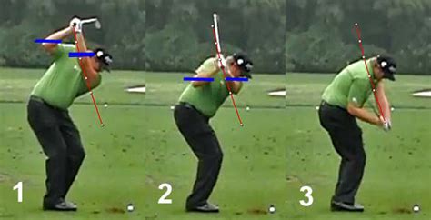 ideal golf swing path optimal grip wrist hinge vs lead forearm rotation newton
