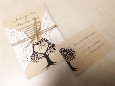 Diy Rustic Wedding Invitations Template Weddingbee Photo Gallery Diy Template Wedding Invitations