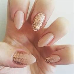 gold nail designs 2017 for prom acrylic nails