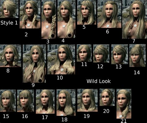 beautiful hair retexture at skyrim nexus mods and community apachiiskyhair and beard retexture at skyrim nexus mods and community