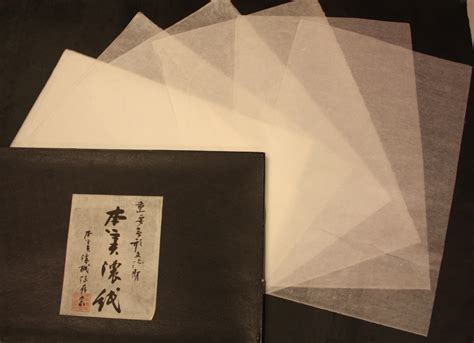 japanese craft paper honmino shi paper authentic japanese product