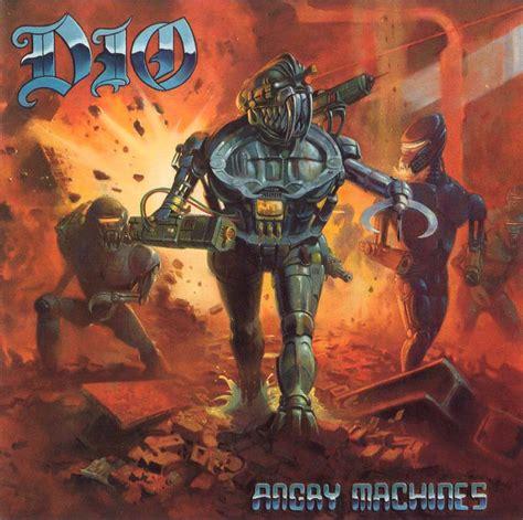 Kaos Keren Dio Holy Diver American Heavy Metal Band T Shirt angry machines dio 1996 музыкальный альбом рецензия треклист обложка информация rock