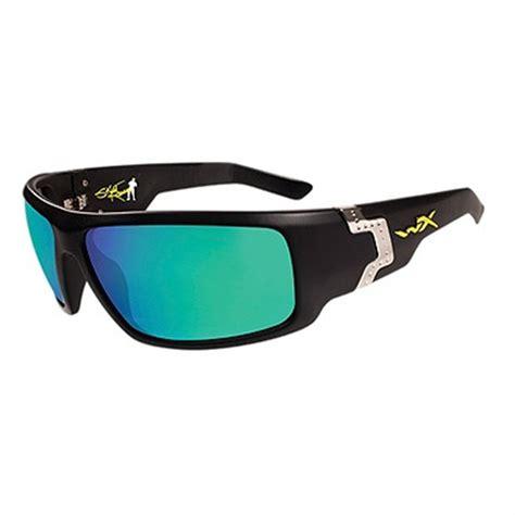 wiley x xcess series polarized sunglasses 205975