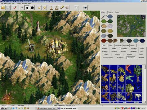 magic layout editor windows download age of wonders shadow magic screenshots for windows