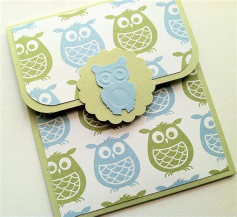 Baby Shower Gift Card Box - owl gift card holder baby shower gift card holder baby boy birthday on luulla