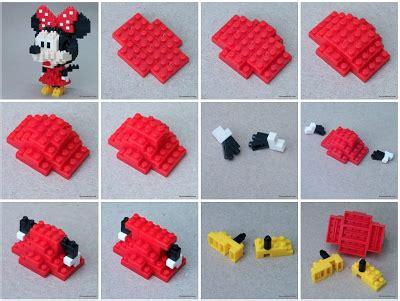 Nanoblock Mickey cris nanoblock mickey nanoblock minnie mouse build