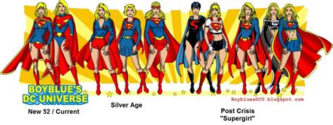 sweet dreams supergirl dc heroes books spotlight on supergirl the silver age to crisis on