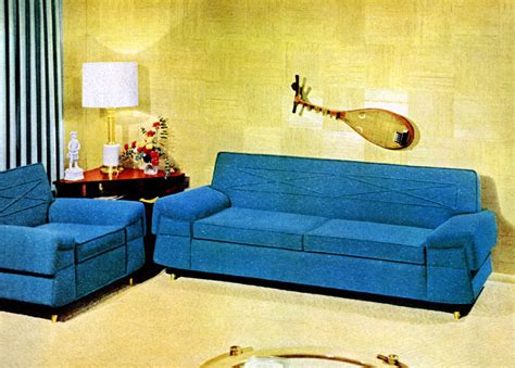 1950 Furniture Design by A Look At 1950 S Interior Design Nectar