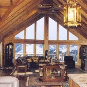 Sandusky Home Interiors cedar log homes 187 home interiors