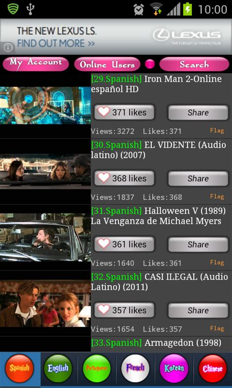 movietube android movietube free free android app android freeware