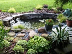 Small garden pond design ideas 20 beautiful small backyard pond design