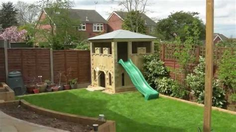 How To Build A Backyard Playground by Adventure Playground Design Build
