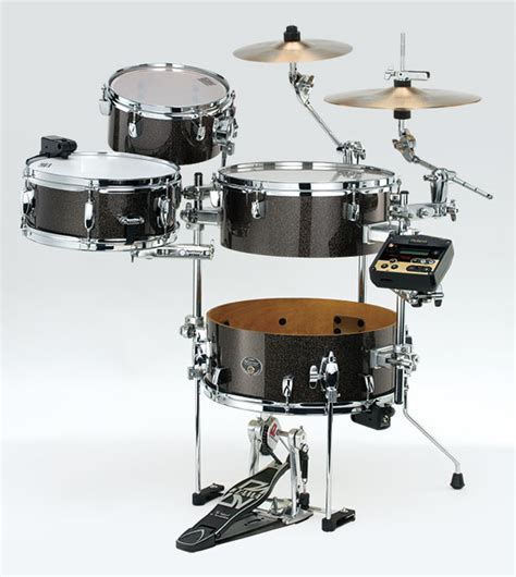 Tama Bass Drum For Coctail silverstar quot cocktail jam quot hybrid kit tama drums