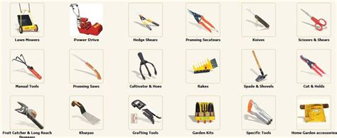 gardening tools list with pictures images electric lawn mower view lawn mower falcon product