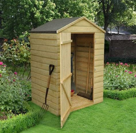 backyard  border  tool shed build   tool